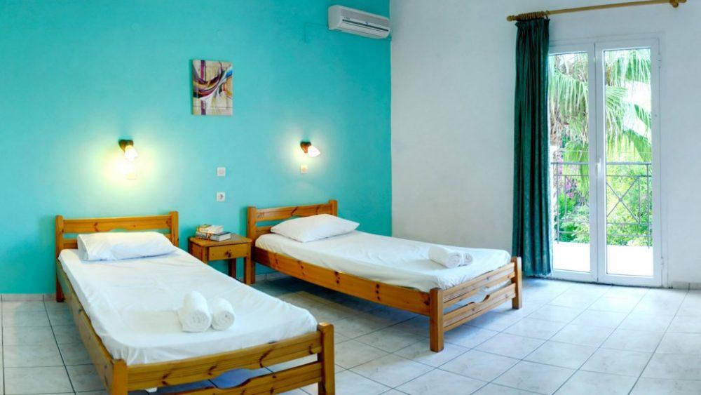 island kavos corfu accommodation standard annex 1