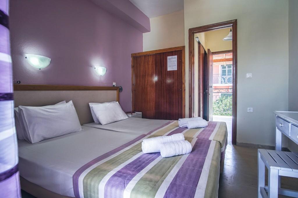 island kavos corfu accommodation standard annex 3