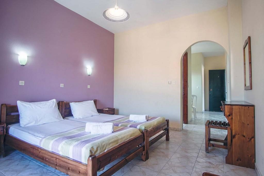 island kavos corfu accommodation standard annex 6