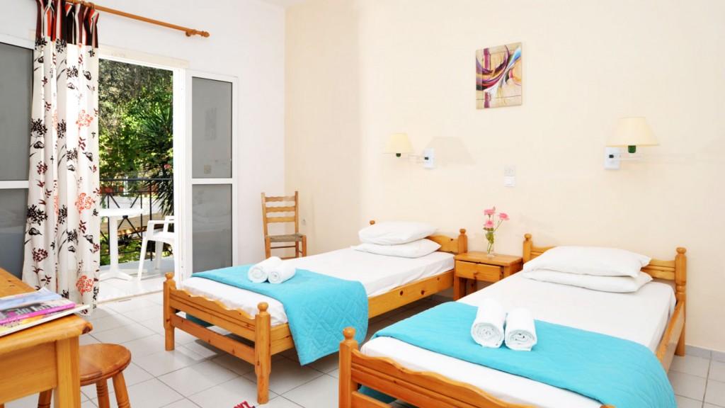 island kavos corfu accommodation standard annex