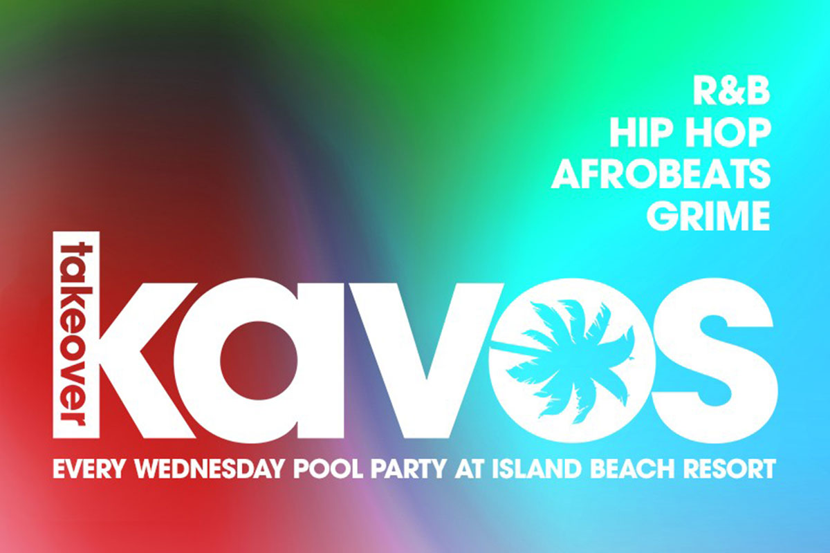 island kavos events the kavos take over