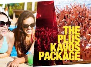 Plus Kavos Package